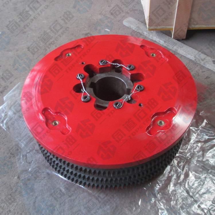 ATD330H Air Tube Disc Clutch