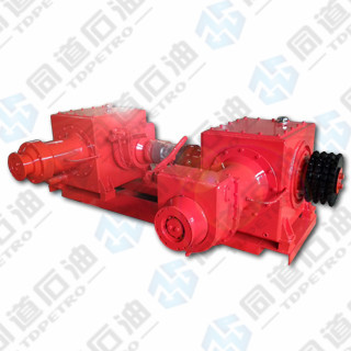 Compound Angle Gearbox