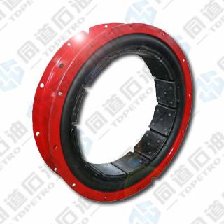 Pneumatic Tyre Clutch