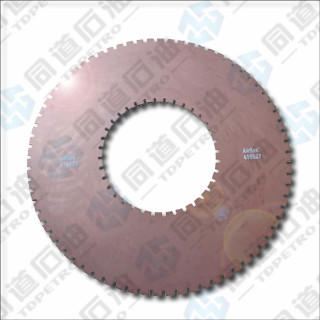 Friction Copper Disc