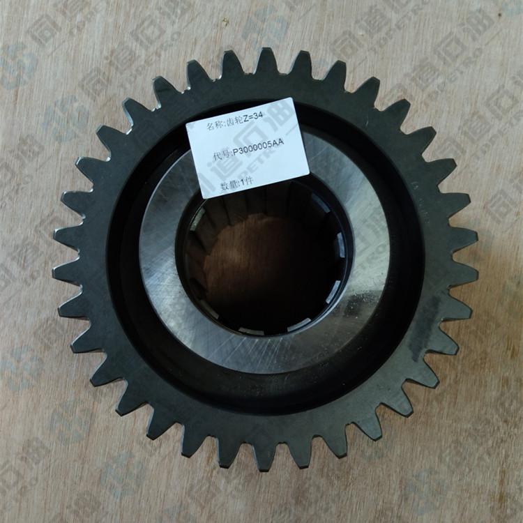 P3000005AA齿轮Z=34