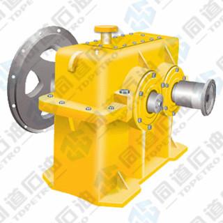 泥浆泵直齿轮减速器