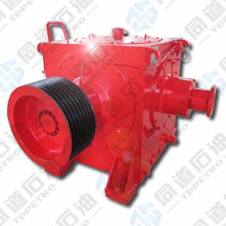 泥浆泵锥齿轮减速器